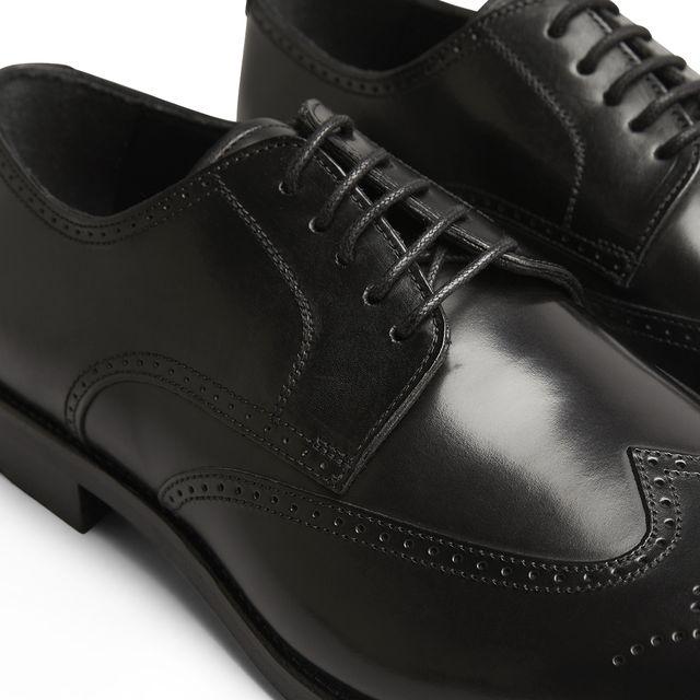Rizzo Alberto brouge lave sko i skinn, herre