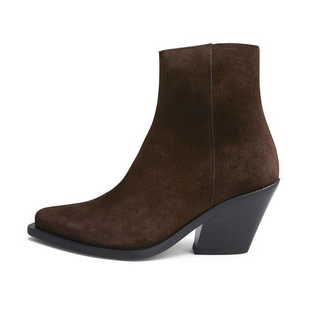 Rizzo Marilde boots i mokka, dame
