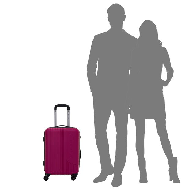 Cavalet Malibu hard koffert, 4 hjul, 54/64/73