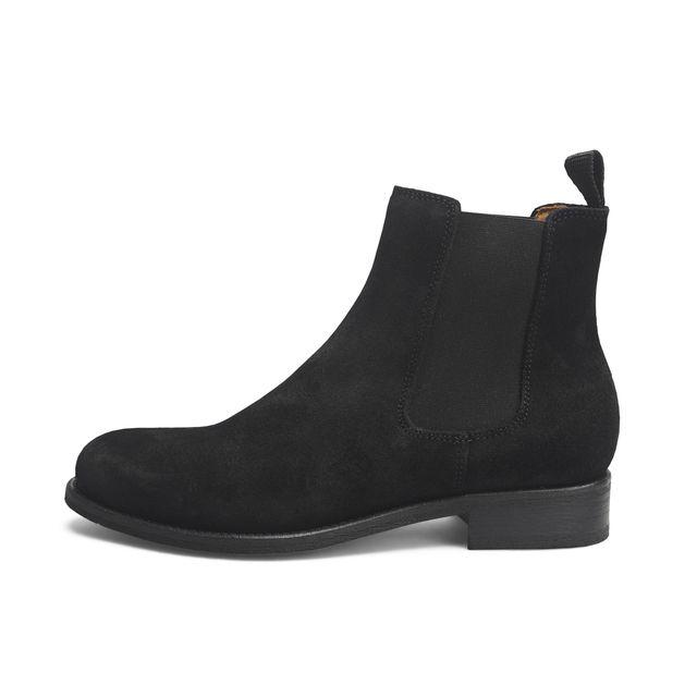 Rizzo Arabella chelsea boots i mokka, dame