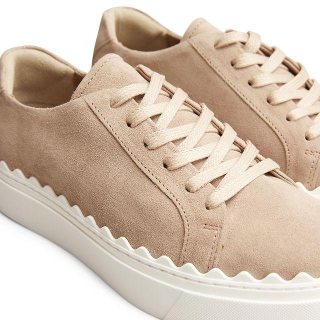 Rizzo Bianca sneakers i mokka, dame