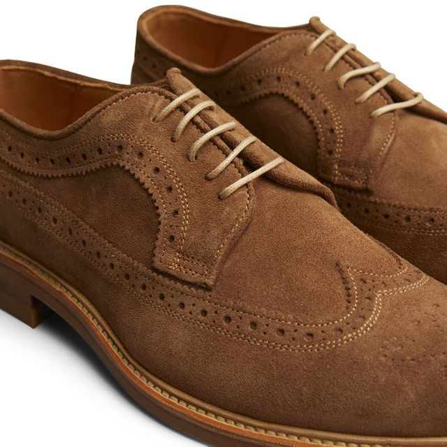 Rizzo Daniele Brouge Shoe lave sko i mokka, herre
