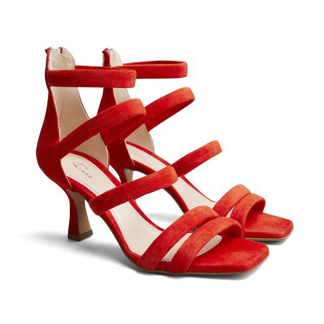 Rizzo Antea sandaletter i mokka, dame