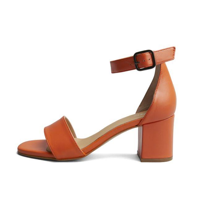 Rizzo Zelda sandaletter i skinn, dame