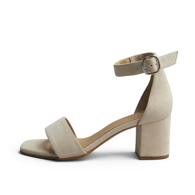 Rizzo Zelda sandaletter i mocka, dame