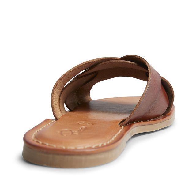 Rizzo Hanna slip-in sandaler i skinn, dame