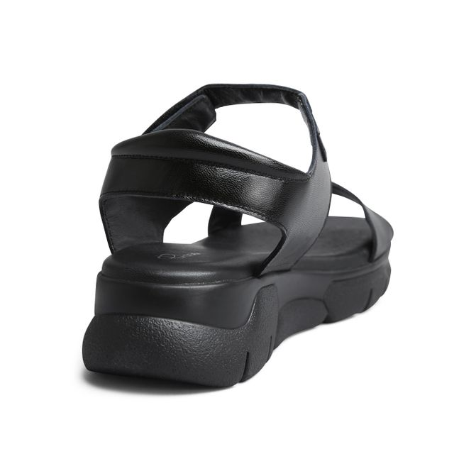 Rizzo Astra sandaler i skinn, dame