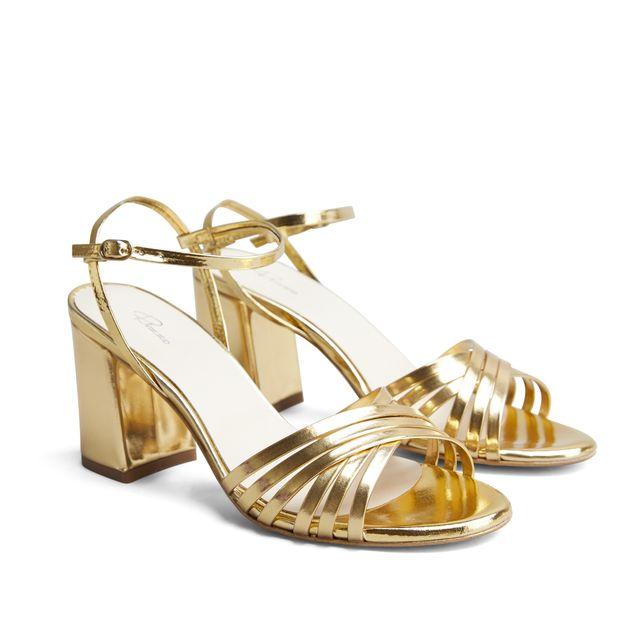 Rizzo Aide sandaletter i skinn, dame