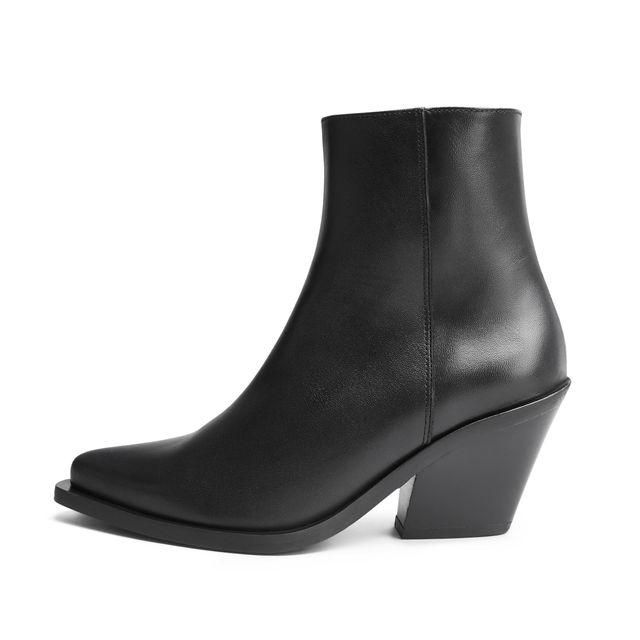 Rizzo Marilde boots i skinn, dame