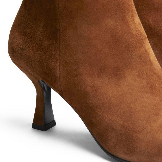Rizzo Franca støvletter i mokka, dame
