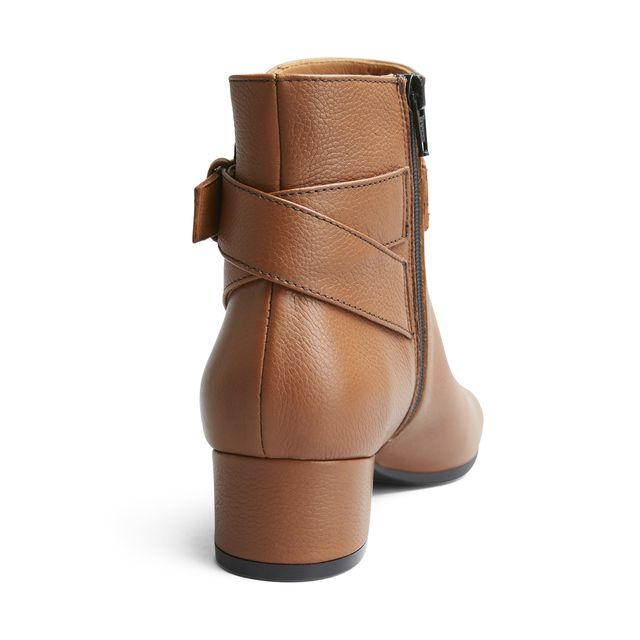 Rizzo Luisa boots i skinn, dame