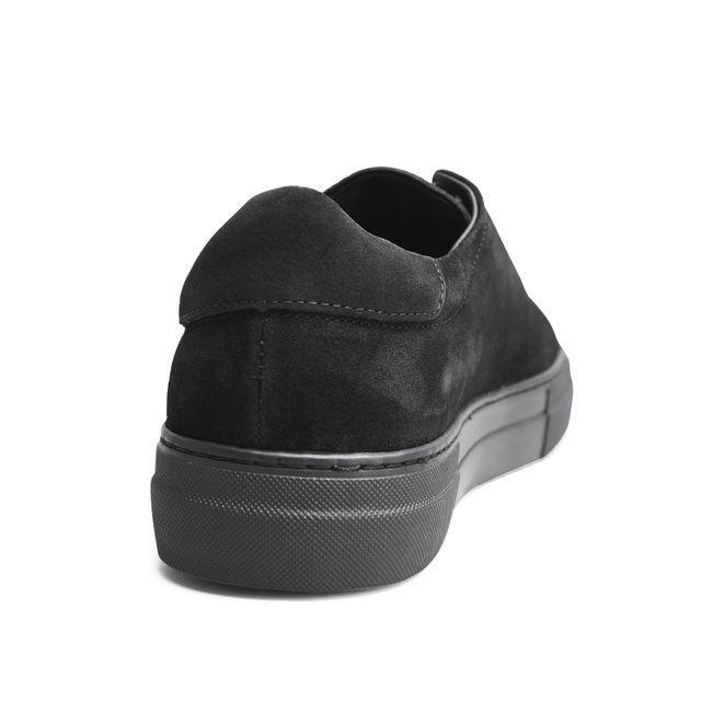 Rizzo Dante sneakers i mokka, herre