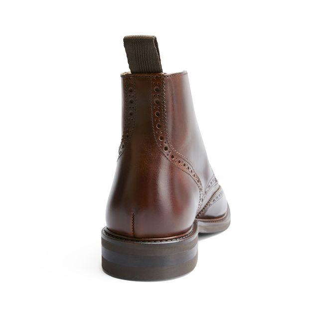 Rizzo Ivan støvler i skinn, herre