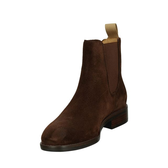Gant Fayy Chelsea boots i mokka, dame