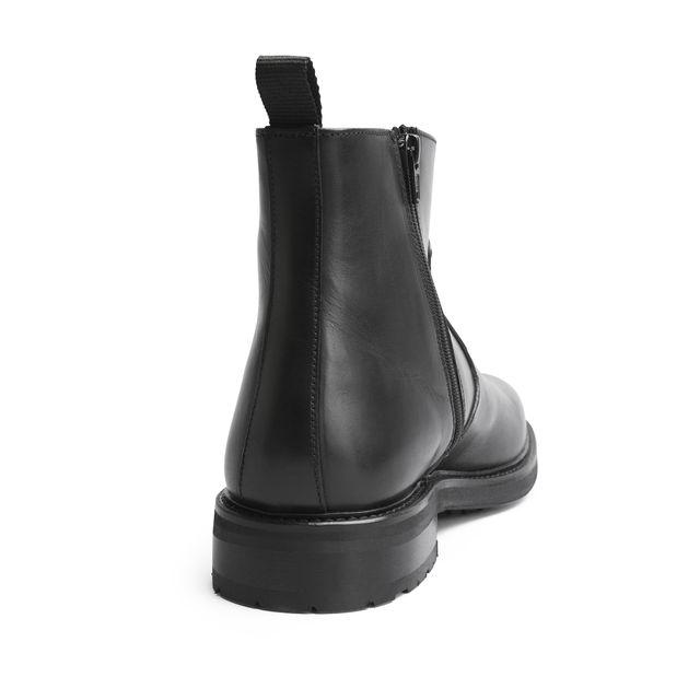 Rizzo Gracco boots i skinn, herre