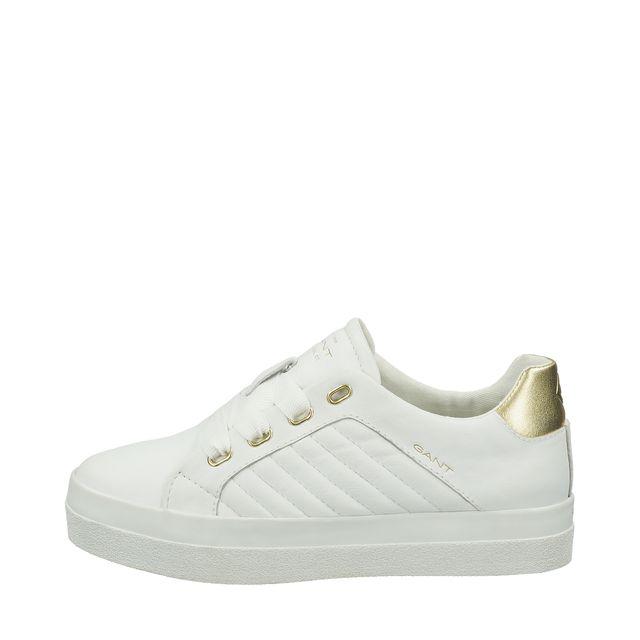 Gant Avona sneakers i skinn, dame