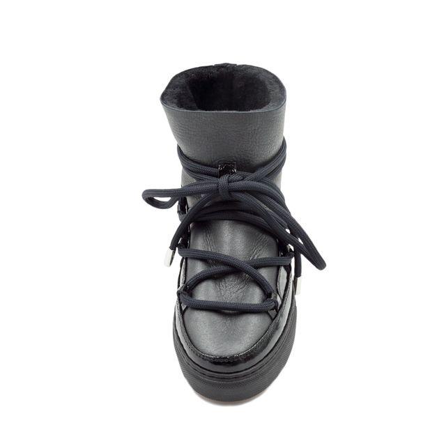 Inuikii Sneaker Gloss varmfôrede sko, dame