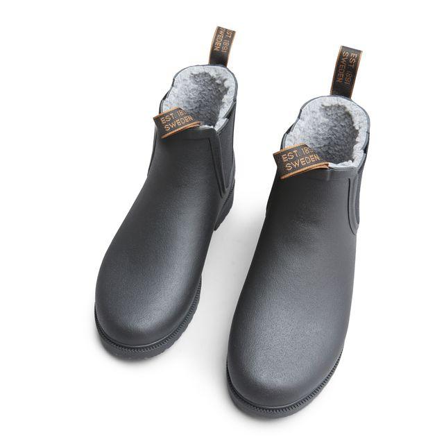 Tretorn Chelsea fôrede boots i gummi, dame