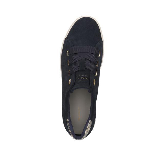NEW IN - Gant Avona sneakers i mokka, dame