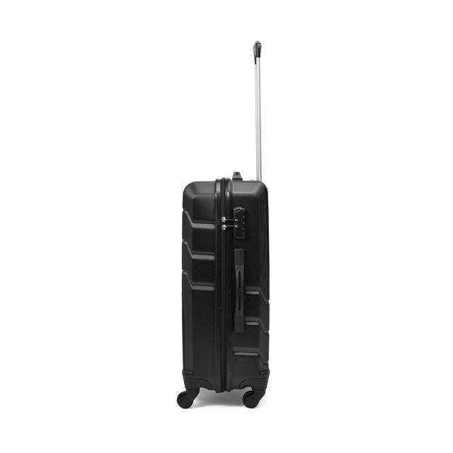 Accent hard koffert, 4 hjul. 55/66/76 cm
