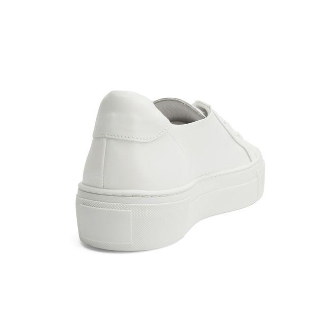 NEW IN - Rizzo Nadia sneakers i skinn, dame