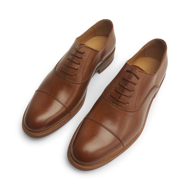NEW IN - Rizzo Armand lave sko i skinn, herre