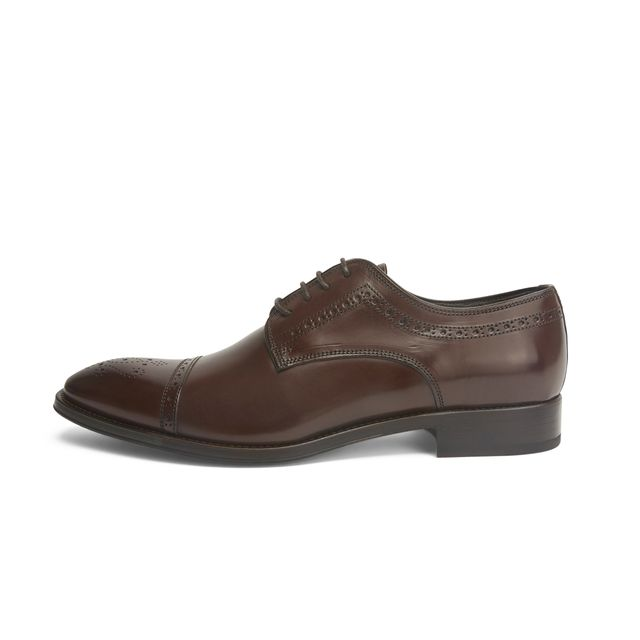 NEW IN - Rizzo Noel lave sko i skinn, herre