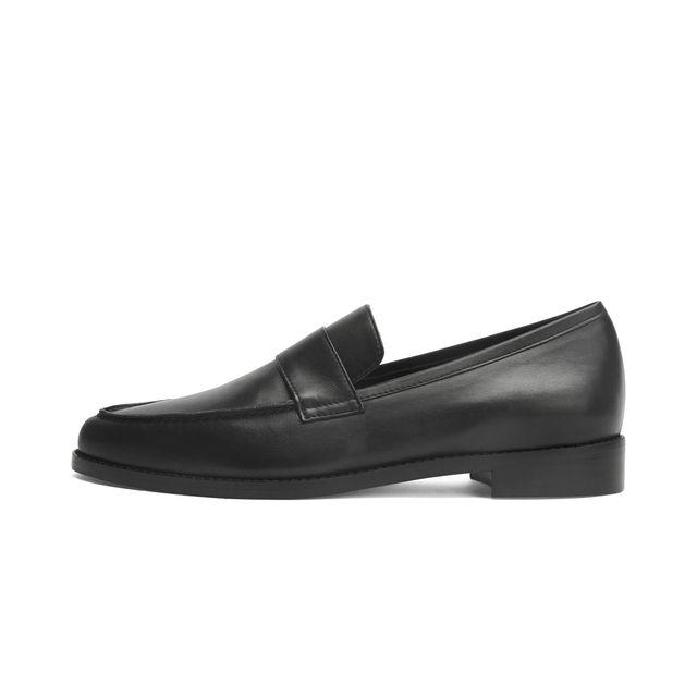 Rizzo Alba loafers i skinn, dame