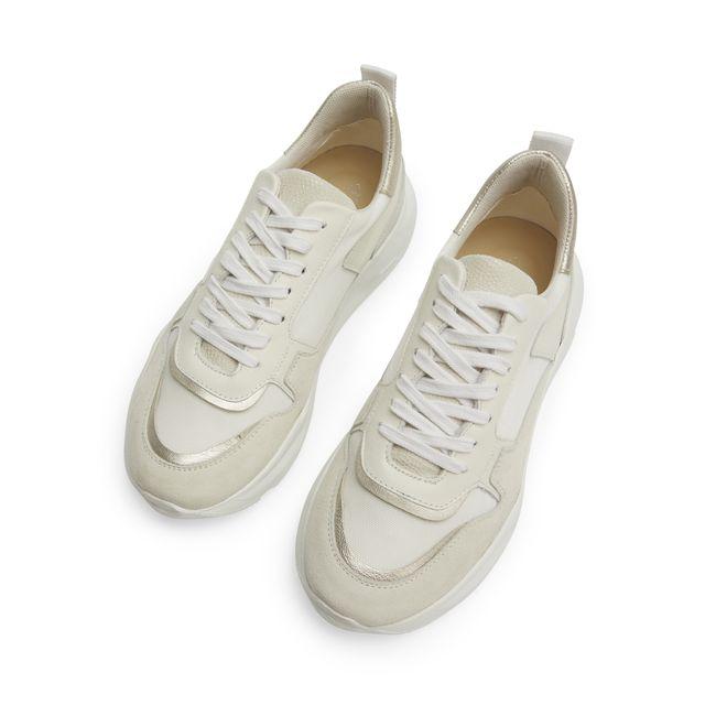 Rizzo Olivia sneakers i skinn, dame