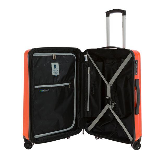 Cavalet Chill DLX hard koffert, 4 hjul, 76 cm