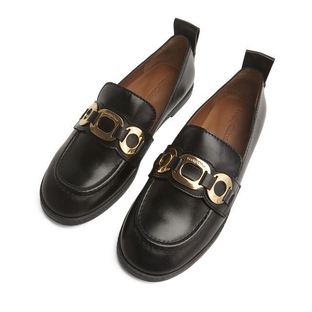 See By Chloé Bryanna loafers i skinn, dame