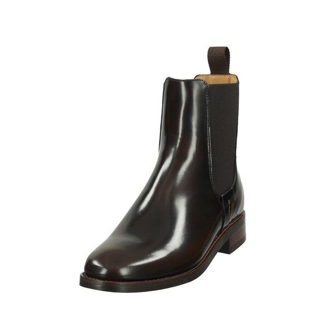 Gant Fayy Chelsea boots i skinn, dame