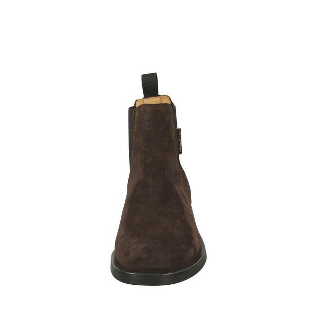 Gant Brockwill Chelsea boots i mokka, herre