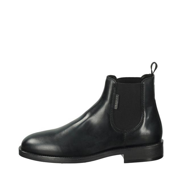 Gant Brockwill Chelsea boots i skinn, herre