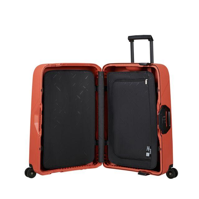 Samsonite Magnum Eco hard koffert, 69 cm, 4 hjul
