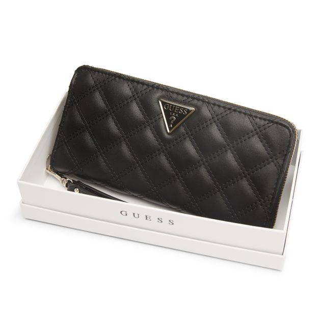 Guess Cessily Large ZIP Around lommebok