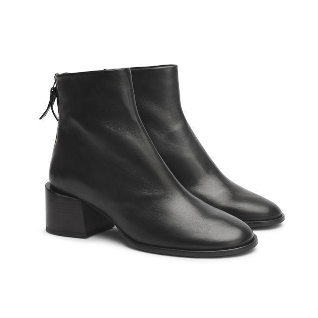 Billi Bi A1110 boots i skinn, dame