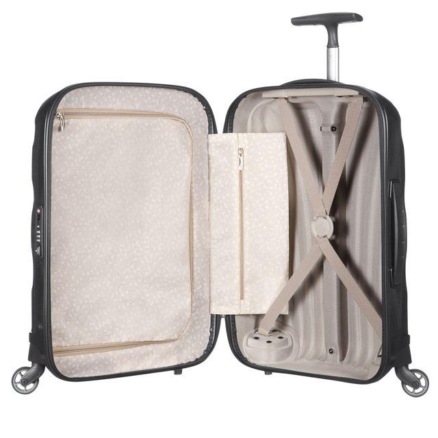 Samsonite Cosmolite hard koffert, 4 hjul, 55 cm