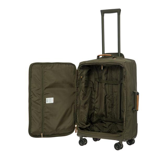 BRIC'S X-Travel myk koffert, 4 hjul, 65 cm