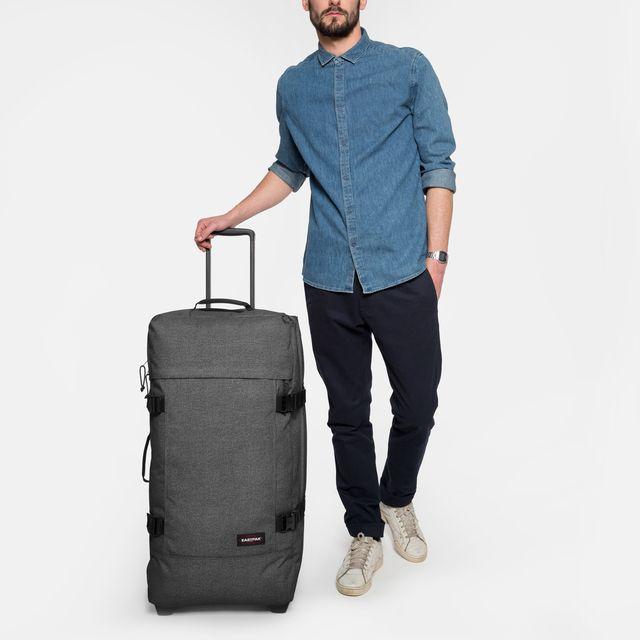 Eastpak Tranverz L duffelbag med 2 hjul, 79 cm