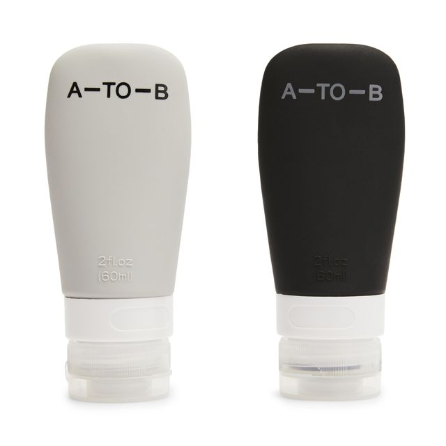 A-TO-B Travel Bottle 2-pack