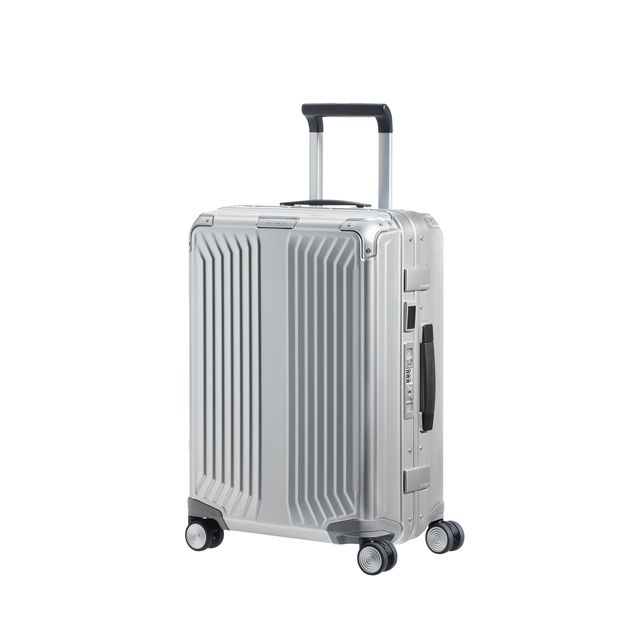 Samsonite Lite-Box Alu kabinkoffert, 55 cm