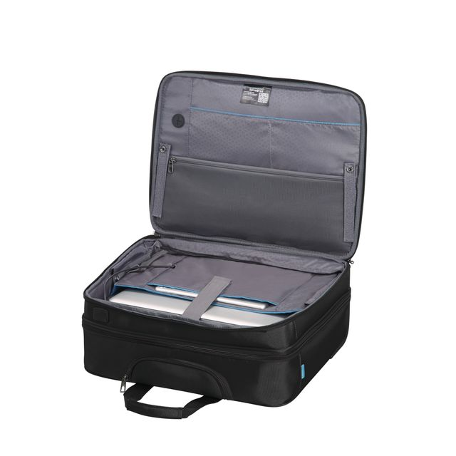 Samsonite Vectura pc veske med to hjul, 17,3 tommer