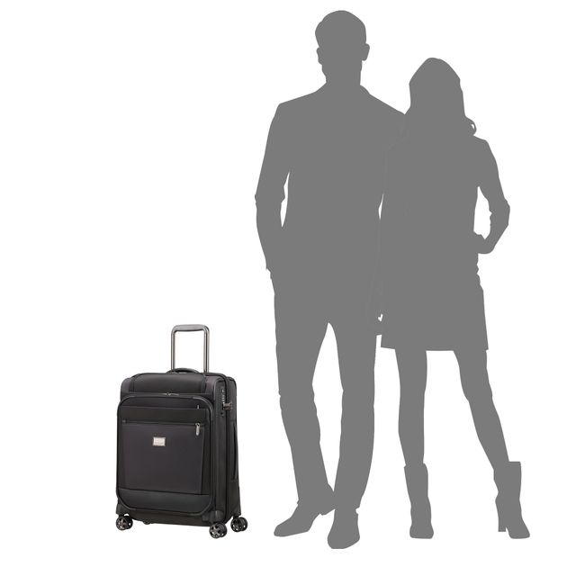 Samsonite Waymore koffert med 4 hjul, 56 cm