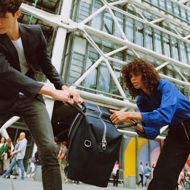 Steele & Borough duffelbag
