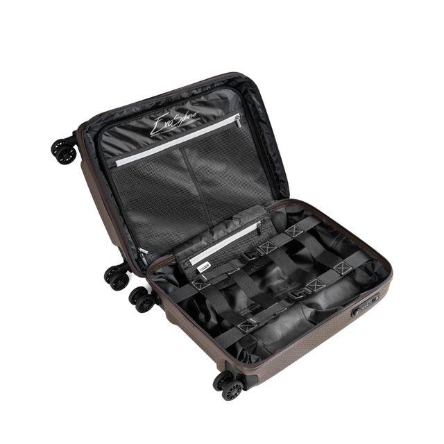 EPIC GTO 5.0 hard ekspanderbar kabinkoffert, 55 cm