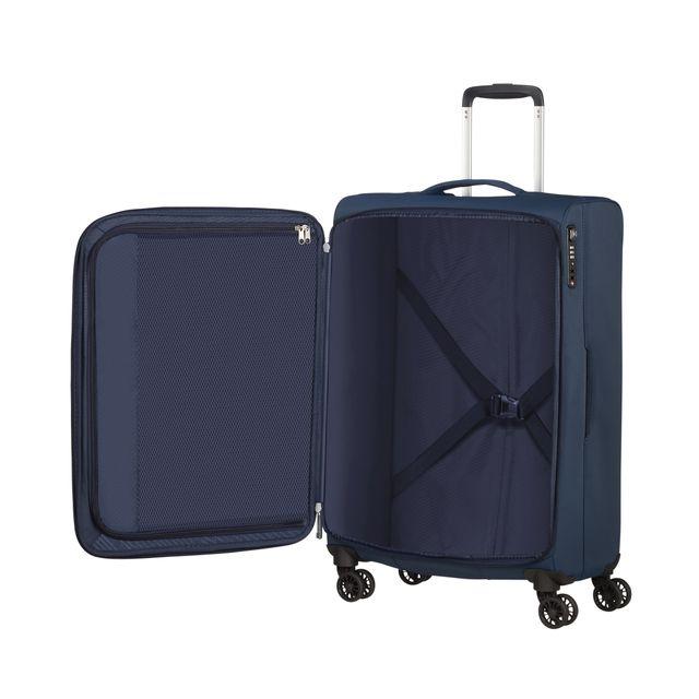 American Tourister Lite Ray koffert med 4 hjul, 69 cm