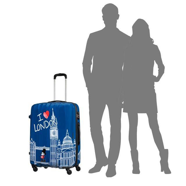 American Tourister Disney Mikke Mus London koffert, 75 cm