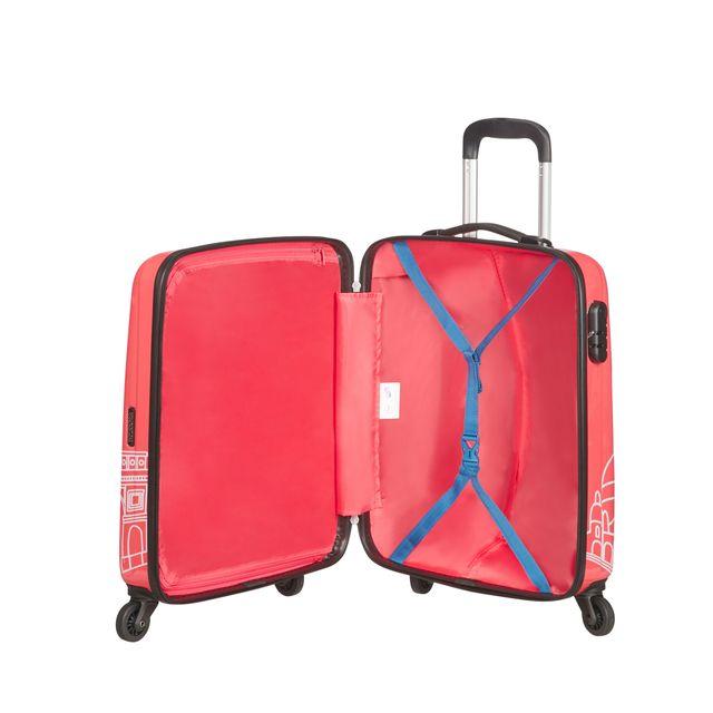 American Tourister Disney Minni Mus Paris koffert, 55 cm