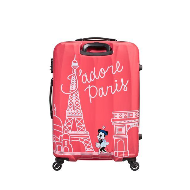 American Tourister Disney Minni Mus Paris koffert, 75 cm